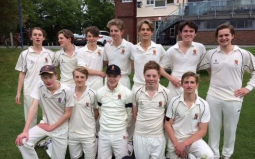 19th May 2017 - Oldham's Hall win First House Cricket for the first time since 2003.