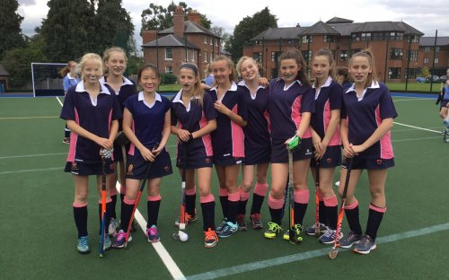Third Form Hockey