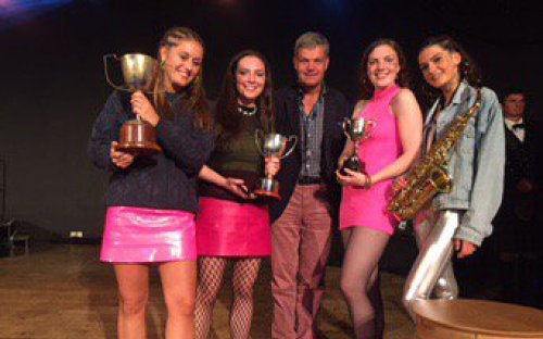 House Singing Competition 2017 - Best Arrangement, 2nd in Unison and Overall Winners