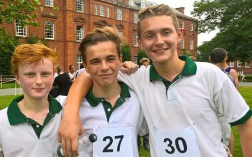 Foundation Fortnight 2016 - Seb, Guy and Klim