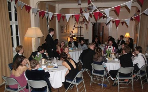 Upper Sixth Black-Tie Dinner