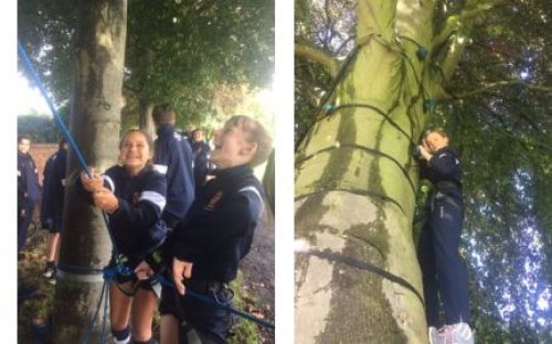 The Third Form had a lot of fun getting stuck into their Thursday afternoon BASE co-curricular programme