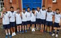 Our new Third Formers ready for the Third Form Race, 8th September 2017
