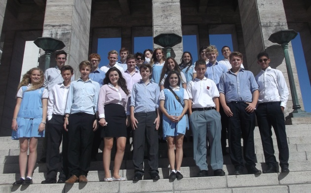Argentinian Exchange Visit, October 2013