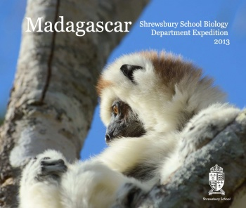 Madagascar Expedition photobook