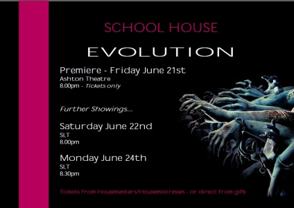 'School House Evolution', June 2013
