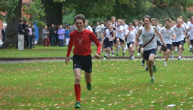 New Boys' Race 2013