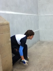 Luke in the Fives courts